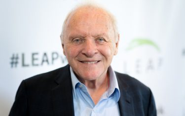 LOS ANGELES, CALIFORNIA - JULY 25:  Sir Anthony Hopkins attends the LEAP Foundation on July 25, 2018 in Los Angeles, California.  (Photo by Greg Doherty/Getty Images)