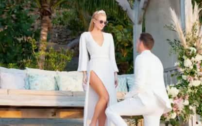 """Paris Hilton sull'anello: """"Si ispira ad un locale di Parigi"""""""