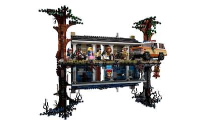 I migliori set LEGO ispirati a film e serie TV. FOTO