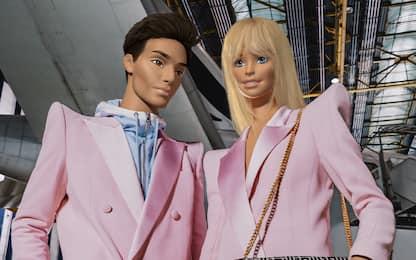 Paris Fashion Week, le Barbie griffate di Balmain