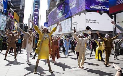 Broadway, a un anno dalla chiusura lo show degli artisti: torneremo