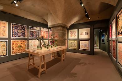 Seta, il nuovo progetto espositivo del Museo Salvatore Ferragamo