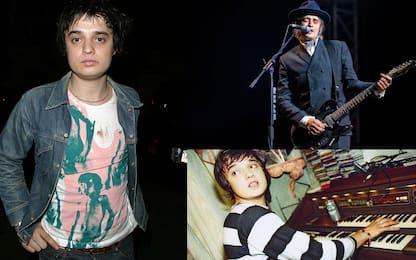 Pete Doherty ieri e oggi: com'è cambiato l'ex compagno di Kate Moss