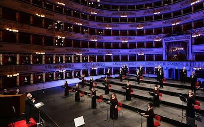 Scala, in streaming il concerto di musica sacra del Venerdì Santo