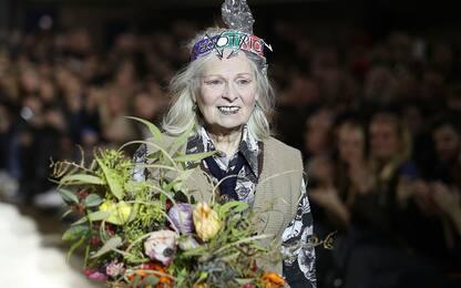 Vivienne Westwood, 80 anni tra anticonformismo, moda e impegno civile