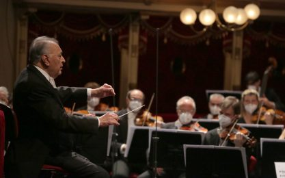 Scala, in streaming il Concerto sinfonico diretto da Zubin Mehta