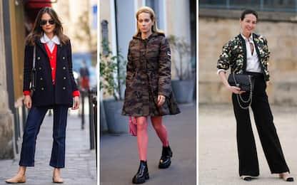 Moda, tendenza militar-chic: tra camouflage e giacche in stile Marina