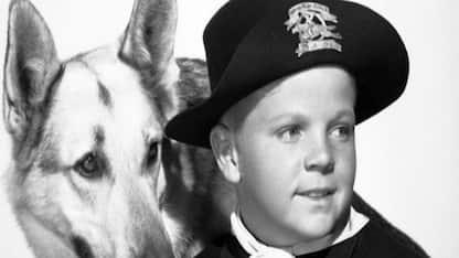 Addio a  a Lee Aker,  il Rusty della serie Le avventure di Rin Tin Tin