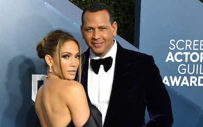 Jennifer Lopez e Alex Rodriguez si sono lasciati: cos'ha detto JLo