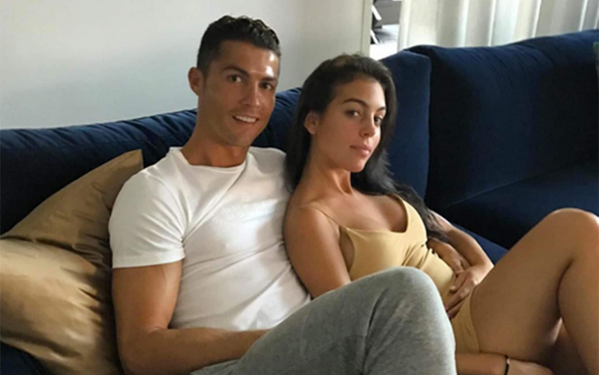Ronaldo e Georgina Rodriguez