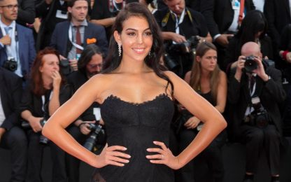 "Georgina Rodriguez star di un reality Netflix, Ronaldo: ""Orgoglioso"""