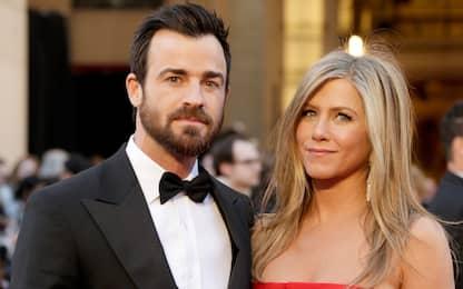 Jennifer Aniston, l'ex marito Theroux parla della fine della relazione