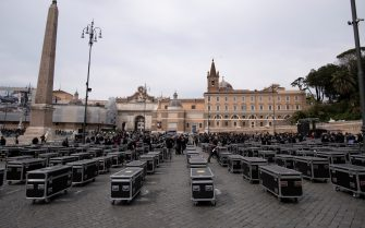 TURIN, ITALY - MARCH 23: during of the Italy Clamps Down On Public Events And Travel To Halt Spread Of Coronavirus on March 23, 2020 in Turin, Italy. (Photo by Stefano Guidi/Getty Images)
