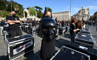 Proteste del mondo dello spettacolo