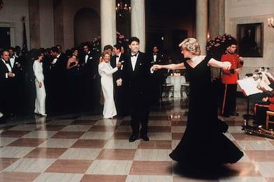 John Travolta e Lady Diana: l'attore racconta i dettagli dell'incontro