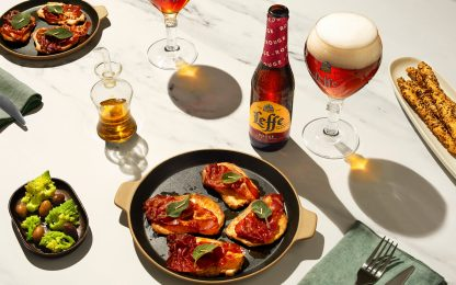 Cucina: ricette da abbinare a birre, approvate da Alessandro Borghese