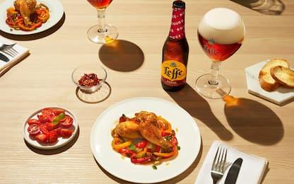 La birra incontra tradizione italiana, le ricette dello chef Borghese
