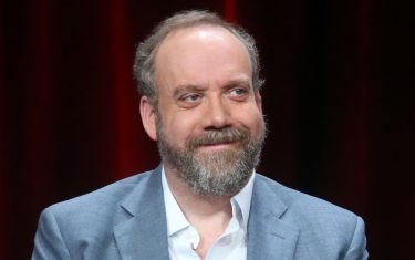 BEVERLY HILLS, CA - AUGUST 11:  Actor Paul Giamatti speaks onstage during the 'Billions' panel discussion at the Showtime portion of the 2015 Summer TCA Tour at The Beverly Hilton Hotel on August 11, 2015 in Beverly Hills, California.  (Photo by Frederick M. Brown/Getty Images)