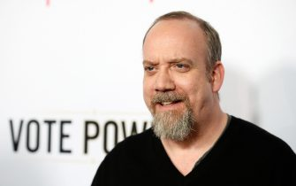 "BEVERLY HILLS, CA - APRIL 26:  Actor Paul Giamatti arrives at the For Your Consideration Screening and Panel for Showtime's ""Billions"" at The WGA Theater on April 26, 2016 in Beverly Hills, California.  (Photo by Amanda Edwards/WireImage)"