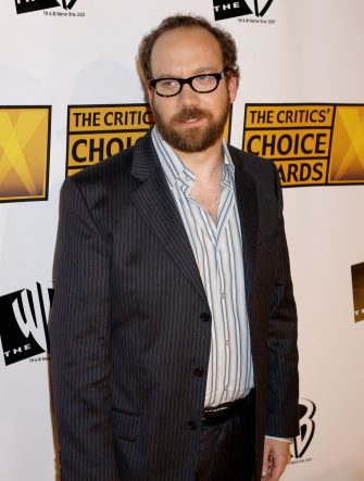 Paul Giamatti during 10th Annual Critics' Choice Awards - Arrivals at Wiltern LG Theatre in Los Angeles, California, United States. (Photo by Gregg DeGuire/WireImage)