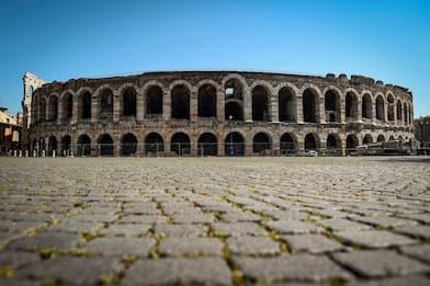 Arena di Verona, verso la riapertura con 6mila spettatori