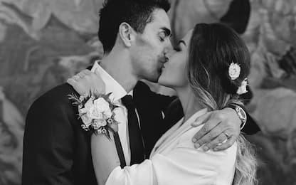 Giorgia Palmas e Filippo Magnini hanno detto sì. Il post su Instagram