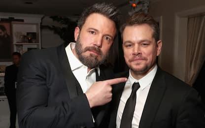Matt Damon sul ritorno di fiamma tra Ben Affleck e Jennifer Lopez