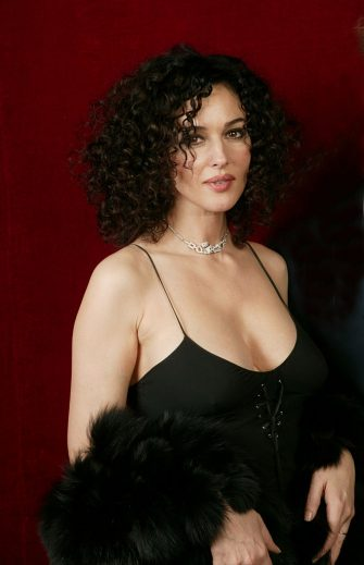 Italian actress Monica Bellucci. (Photo by Stephane Cardinale/Corbis via Getty Images)