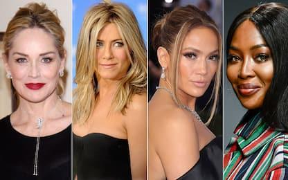 "Da Naomi Campbell a Jennifer Lopez, le over 50 sempre ""in forma"""
