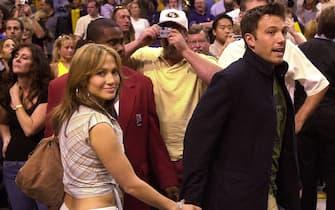 Jennifer Lopez e Ben Affleck foto kika