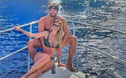 Diletta Leotta e Can Yaman in vacanza a Capri, le foto social