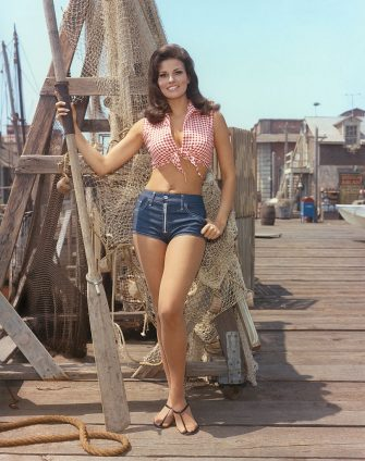 Raquel Welch (Photo by Sunset Boulevard/Corbis via Getty Images)