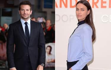 Bradley Cooper e Irina Shayk cover kika