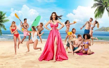 Love Island Italia, i concorrenti del programma con Giulia De Lellis