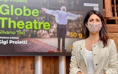 Il Globe Theatre di Roma dedicato a Gigi Proietti. La stagione 2021