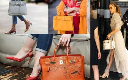 Moda, la borsa Birkin di Hermes indossata dalle star. FOTO