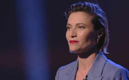 Anna Foglietta ospite a Stories, lunedì ore 21 su Sky Tg24