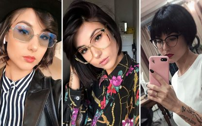 Giorgia Soleri, la fidanzata di Damiano dei Maneskin FOTO
