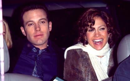 Ben Affleck e Jennifer Lopez: il ritorno di fiamma e il bacio