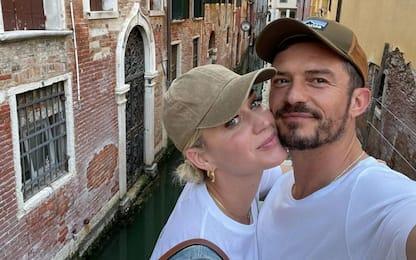 Vacanze in Italia: Katy Perry e Orlando Bloom a Venezia con la figlia