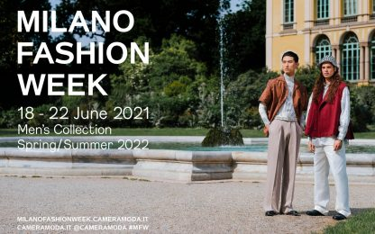 Milano Fashion Week 2021, al via le sfilate di moda uomo: calendario