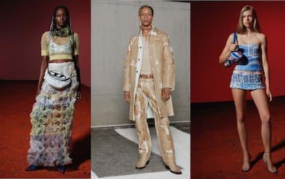 Milano Fashion Week 2021, la collezione PE2022 di Diesel. FOTO