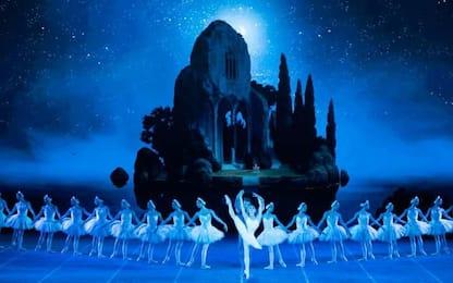 Teatro dell'Opera, Il Lago dei cigni di Benjamin Pech al Circo Massimo