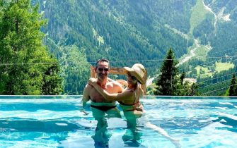 Ludmilla Radchenko e Matteo Viviani