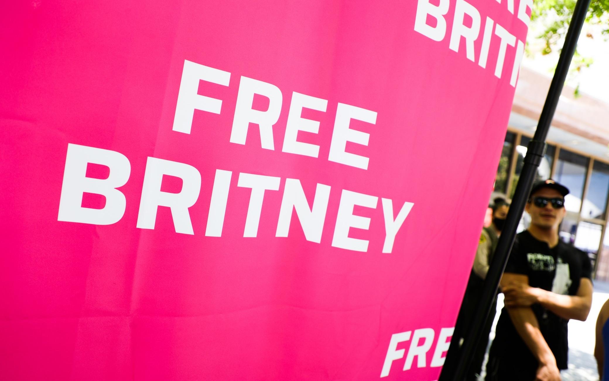 Fan di Britney Spears a LA