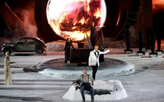 Teatro: Siracusa riparte con Coefore ed Eumenidi