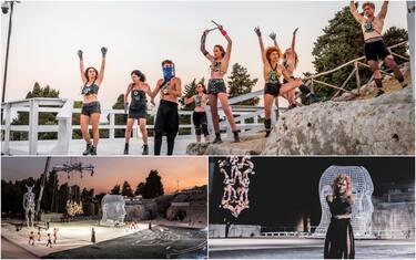 Teatro Greco Siracusa Baccanti Coefore Eumenidi