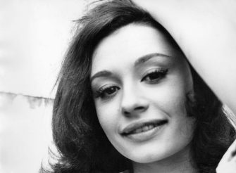 Raffaella Carra, circa 1960. (Photo by Michael Ochs Archive/Getty Images)