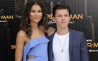 Tom Holland e Zendaya