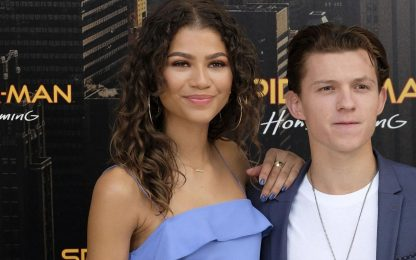 Tom Holland e Zendaya: le foto della nuova coppia